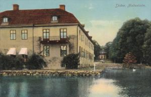 SKANE, Sweden, 1900-1910's; Maltesholm