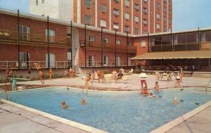 NY - Niagara Falls. Treadway Inn