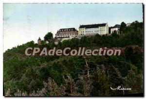 Modern Postcard Mont Sainte Odile Mount and Convent