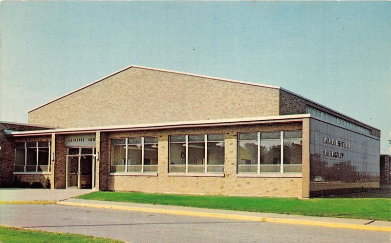 Manistee Michigan National Guard Armory~Company B-3rd Battalion-246 Armor~1960s