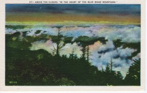 US    PC5472 HEART OF THE BLUE RIDGE MOUNTAINS, NC