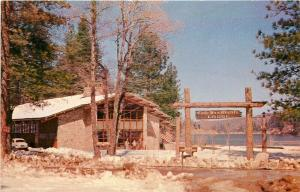 CA, San Bernardino Mountains, California, Lake Gregory, San Moritz Club, Scott