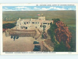 Linen LODGE SCENE Colorado Springs Colorado CO AE0855