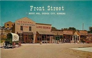 KS, Dodge City, Kansas, Front Street Replica, Photography House No. ICS-22374-14