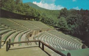North Carolina Cherokee The Mountainside Theatre