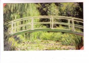 White Nenuphors, Claudet Monet, Impressionist, Pushkin Museum, Moscow