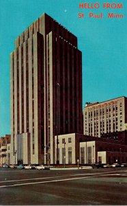 Minnesota St Paul City Hall and Ramsey County Court House