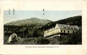 NH - Mt Monadnock.  Mountain House (Hotel)