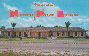Florida Palm Beach The Village Hall