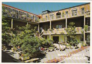 Canada Victoria Market Square