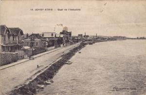 JUVISY-MARNE, Quai de l'endustrie, France, 00-10s