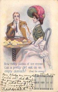 Puzzle Card Puzzle 1908