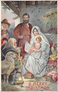Merry Christmas Religion Unused