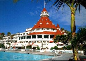 California Coronado Hotel Del Coronado