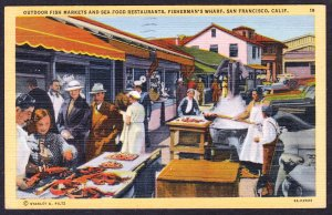CA - San Francisco - Fisherman's Wharf