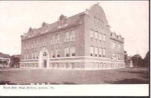 IL Aurora West Side High School
