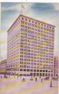 Illinois Chicago Railway exchange Building