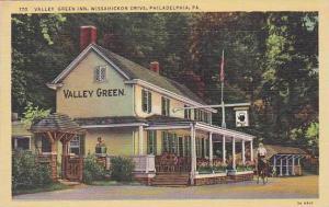 Valley Green Inn, Wissahickon Drive, Philladelphia, Pennsylvania, 30-40s