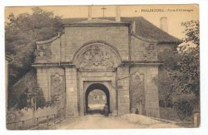 Phalsbourg, France, 00-10s   Porte D'Allemagne