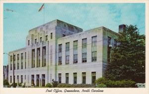 North Carolina Greensboro Post Office