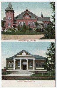 Saco, Me, Thornton Academy, Thornton Library