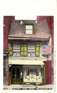 Pennsylvania Philadelphia Betsy Ross House