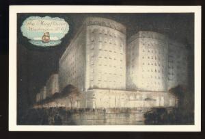 Nice Washington, DC Postcard, The Mayflower Hotel