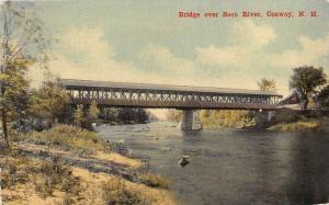 25413 NH, Conway, Bridge over Saco River