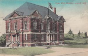 MEAFORD , Ontario, Canada, 1909 ; Town Hall