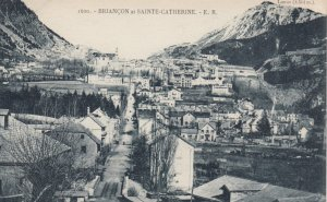 BRIANCON et SAINTE-CATHERINE.-E.R. , France , 00-10s