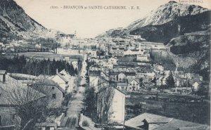 BRIANCON et SAINTE-CATHERINE.-E.R. , France , 00-10s