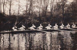 RP: Rowing Crew , SYRACUSE , New York , PU-1911