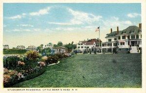NH - Hampton, Little Boar's Head. Studebaker Residence