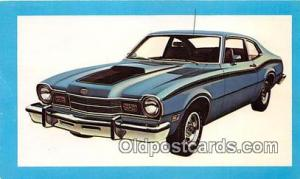Camden, AR, USA Postcard Post Card 1974 Mercury Comet GT 2 Door Sedan