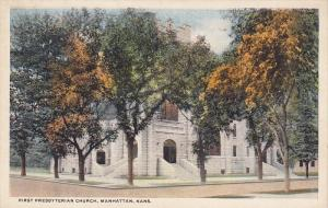 First Presbyterian Church, Manhattan, Kansas, 10-20s