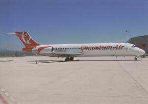 QUANTUM AIR, B-717-2CM, unused Postcard
