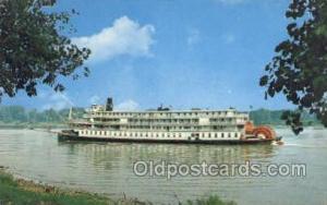 Delta Queen Ferry Boats, Ship, Ships, Postcard Post Cards  Delta Queen