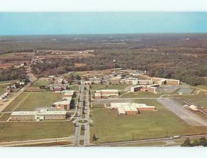 Unused Pre-1980 AERIAL VIEW OF DELAWARE STATE COLLEGE Dover Delaware DE Q2941