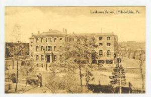 Lankenau School,Philadelphia,Pennsylvania,1900-10s
