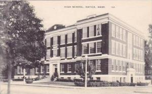 Massachusetts Natick High School