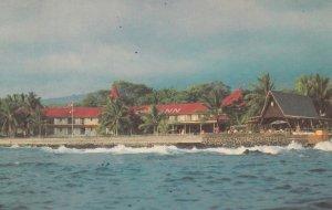 Kona Inn , Island of Hawaii , 50-60s