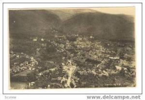 RP Ilsenburg a. H., Germany, PU 1929, Factory smokestacks