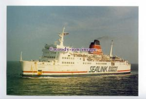 SIM0030 - Sealink-SNCF Ferry - Chartres , built 1974 - postcard