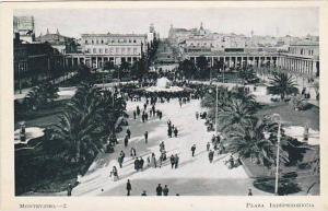 Plaza Independencia, Montevideo, Uruguay, 1900-1910s