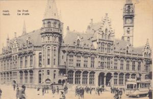 GENT , Belgium , 00-10s ; De Post