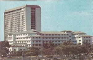 Philippines Manila Rizal Park The Manila Hotel