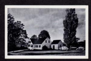 ME Lillian Nordica Home FARMINGTON MAINE Postcard PC