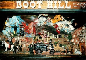 New Mexico Sandia Park Boot Hill At The Tonkertown Museum
