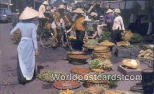 Vietnam, Viet Nam,  Nhân Vật Saigon Market