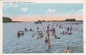 Bathing, Island Beach, Harrisburg,  Pennsylvania, 00-10s